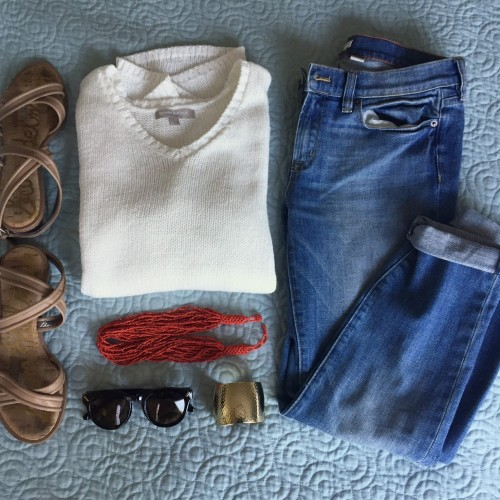 Cool & Casual: 4th of July Outfit