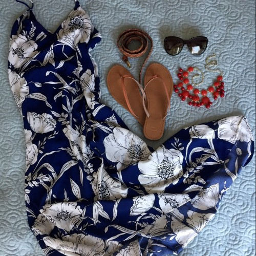 Picnic Perfect: 4th of July Outfit